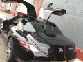 merc-sls-exhaust